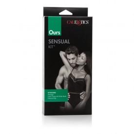 Набор для чувственных удовольствий Ours Sensual Kit